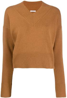 P.A.R.O.S.H. cropped knit jumper