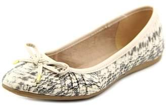 Style&Co. Style & Co. Style & Co Addia Women Round Toe Synthetic Ivory Flats