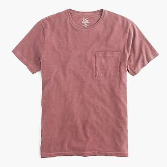 J.Crew Slub cotton garment-dyed T-shirt