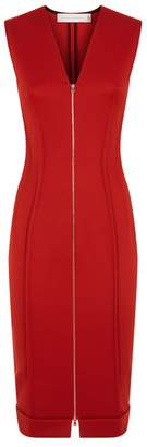 Victoria Beckham Zip Front Dress