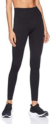 "Starter Women's 25"" Seamless Light-Compression Cropped Workout Legging"