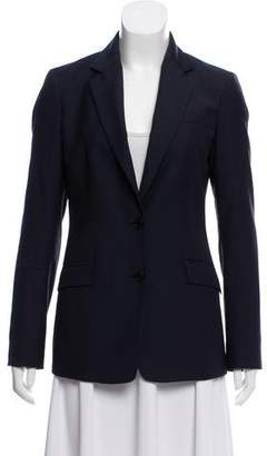Calvin Klein Collection Wool Notch-Lapel Blazer