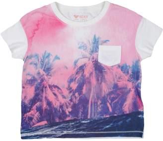 Roxy T-shirts - Item 37853586HJ