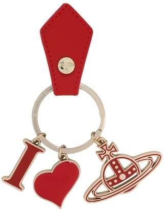 Vivienne Westwood I love keychain