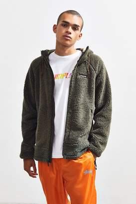 Columbia Sherpa Zip-Up Hoodie Sweatshirt