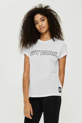 Ivy Park Silicon Logo T-Shirt