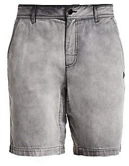Madison Supply Men's Washed Cotton Shorts