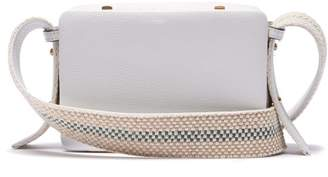 Lutz Morris - Maya Leather Cross Body Bag - Womens - Ivory Multi