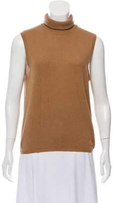 Brunello Cucinelli Sleeveless Cashmere Top