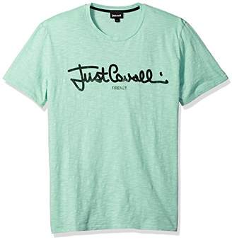 Just Cavalli Men's Logo T-Shirt
