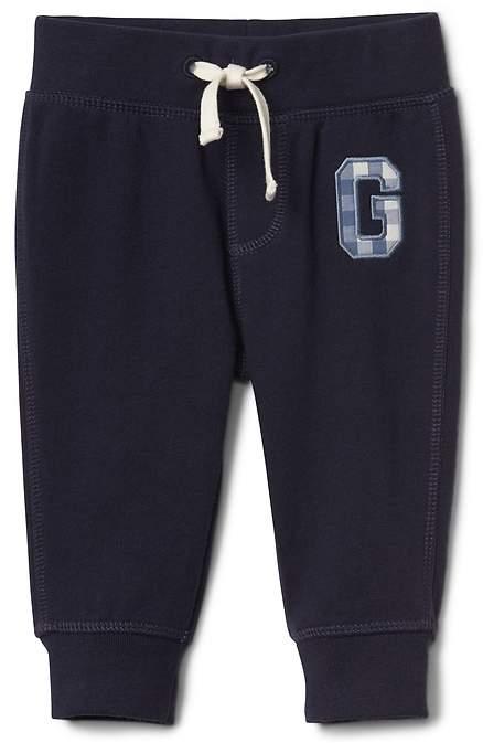 Logo Pull-On Pants