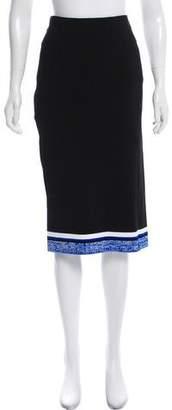 Rag & Bone Knit Knee-Length Skirt w/ Tags