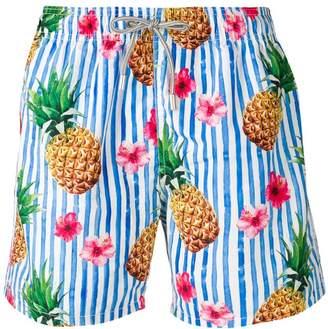 pineapple swimming shorts