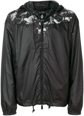 Marcelo Burlon County of Milan contrast panel jacket