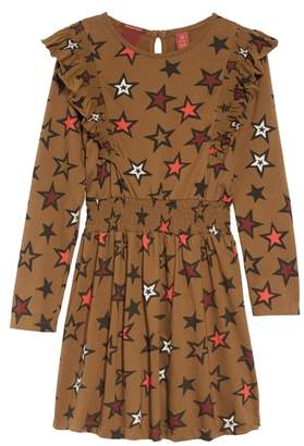 Scotch R'Belle SCOTCH RBELLE Star Print Jersey Dress