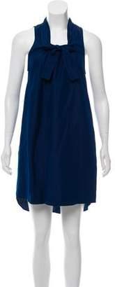 Rachel Comey Silk Sleeveless Dress