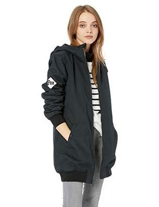 Fox Junior's Dazed Insulated Long Bomber Jacket