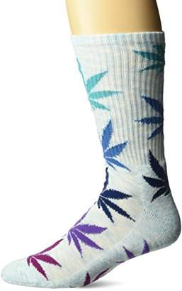 HUF Men's Melange Plantlife Socks