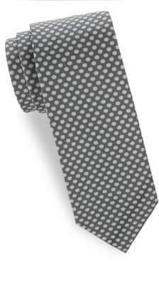 Tom Ford Polka Dot Silk Tie