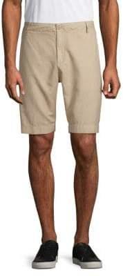 Classic Linen & Cotton Shorts