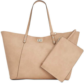Steve Madden Daisy Turn Lock Closure Tote