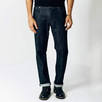 DSTLD Straight Jeans in Dark Wash