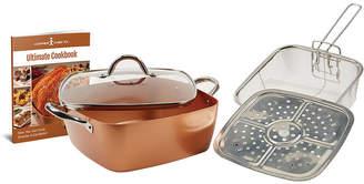 Impulse As Seen on TV Copper Chef 5-pc. Casserole Set