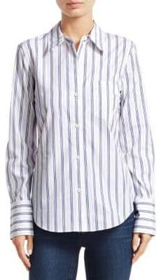 Theory Stripe Shirt