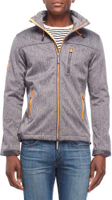 Superdry Dark Grey Wind Trekker Jacket