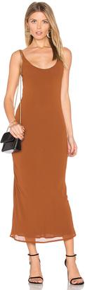 Line & Dot Rima Bias Maxi Dress $87 thestylecure.com