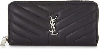 Saint Laurent LouLou leather wallet