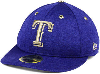 New Era Texas Rangers 2017 All Star Game Patch Low Profile 59FIFTY Fitted Cap