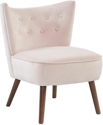 Worldwide Homefurnishings Worldwide Home Furnishings Elle Accent Chair