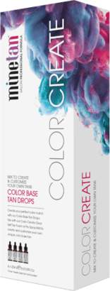 Minetan MineTan Color Create Tan Drops 4 x 20ml