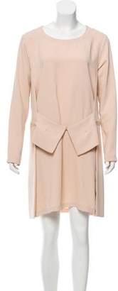 MM6 MAISON MARGIELA Long Sleeve Mini Dress w/ Tags