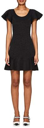 Opening Ceremony Women's Jacquard A-Line Minidress