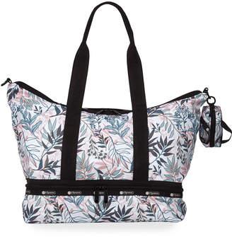 Le Sport Sac Dakota Floral Weekender Bag