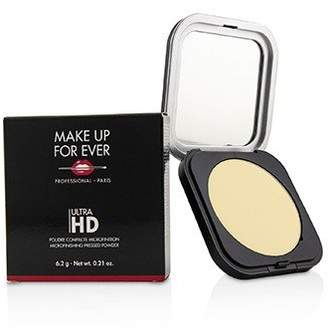 Make Up For Ever Ultra HD Microfinishing Pressed Powder - # 02 (Banana) 6.2g/0.21oz
