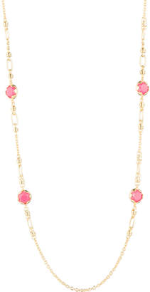 Trina Turk RETRO BOTANICS ILLUSION NECKLACE