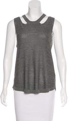 Jonathan Simkhai Sleeveless Knit Top