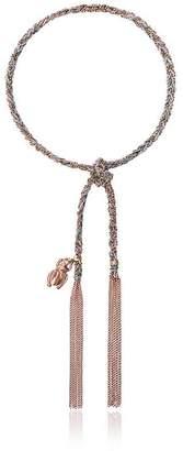 Carolina Bucci Lucky Strength charm bracelet