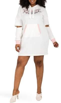 Justice Poetic Cylene Hoodie Dress