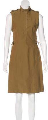 Gucci Sleeveless Midi Dress