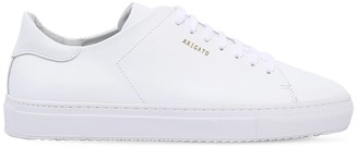 Axel Arigato CLEAN 90 BRUSHED LEATHER SNEAKERS
