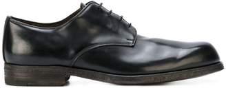 Premiata binder derby shoes