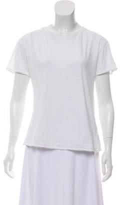 6397 Oversize Short Sleeve Top