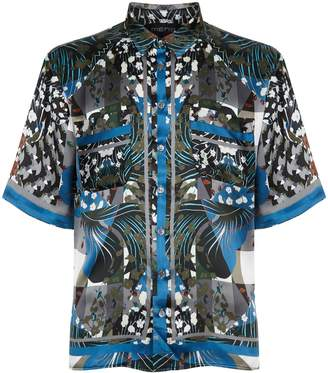Meng Printed Lounge Shirt