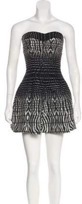 Alexis Strapless Mini Dress