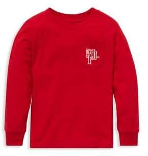 Ralph Lauren Childrenswear Boy's Jersey Graphic T-Shirt