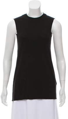 AllSaints Sleeveless Knit Top